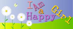 I Am a Happy Girl